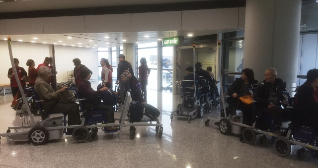 Special Mobility levert Hong Kong Int. Airport