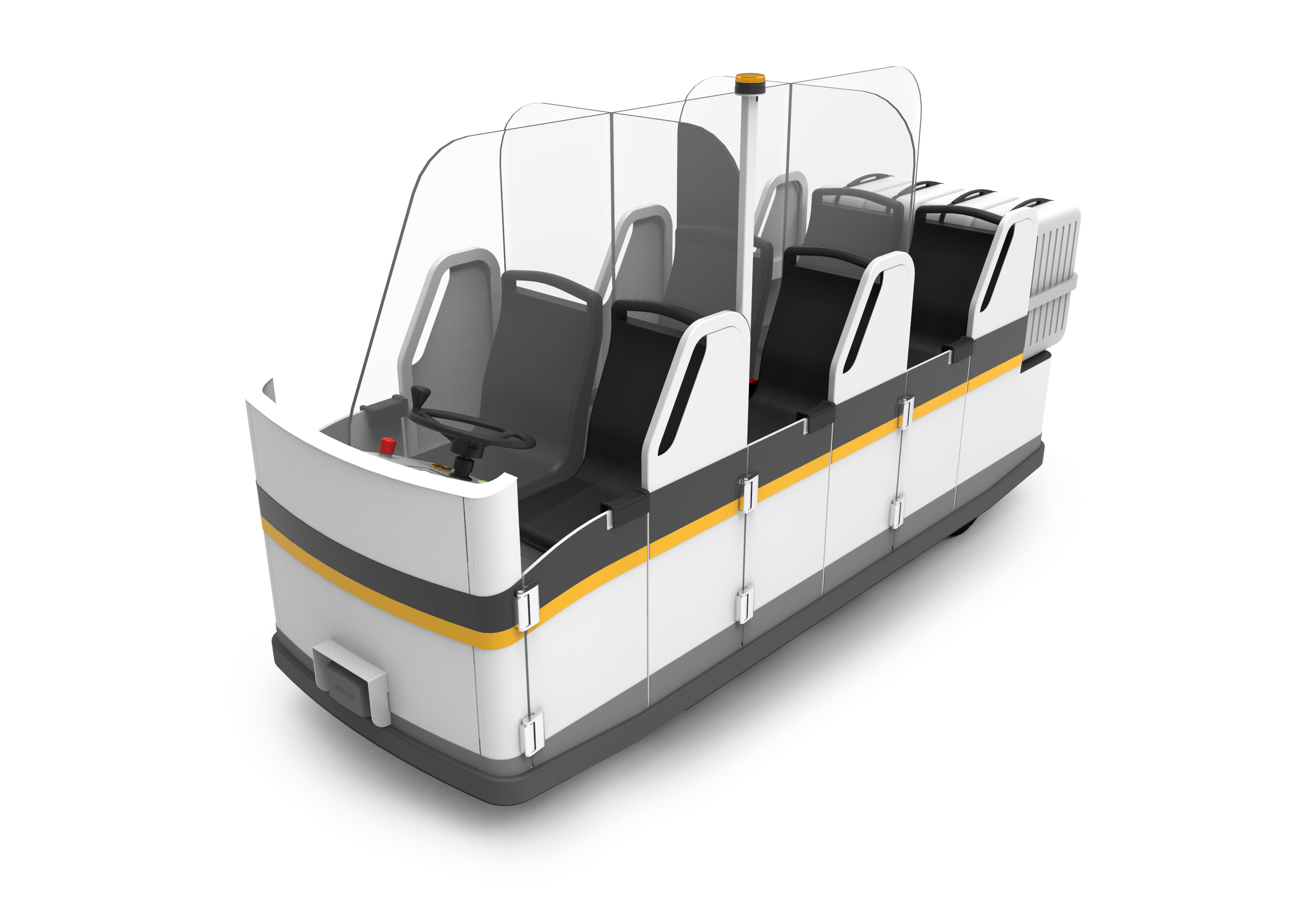 New Multimobby cart for PRM