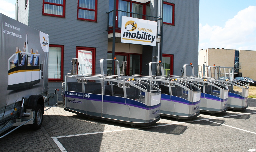 Multimobby ordered for London Heathrow